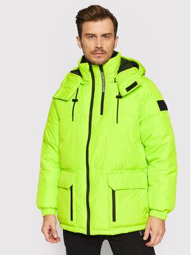 Calvin Klein Jeans Calvin Klein Jeans Kurtka puchowa J30J318679 Zielony Oversize
