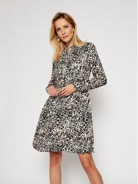 Calvin Klein Calvin Klein Sukienka koszulowa Twill Ls Button K20K202417 Kolorowy Regular Fit