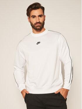 NIKE NIKE Mikina Sportswear CZ7824 Bílá Standard Fit