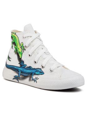Converse Converse Sneakers Ctas Hi 667943C Blanc