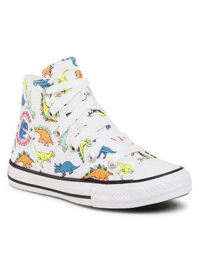 Converse Converse Sneakers aus Stoff Ctas Hi 669671C Weiß