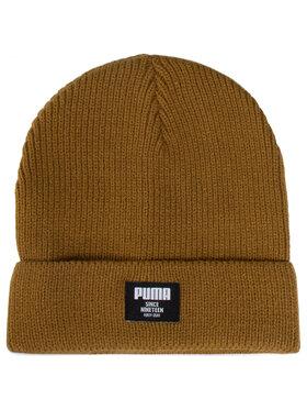 Puma Puma Bonnet Ribbed Classic Beanie 021709 06 Marron