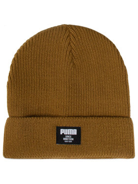 Puma Puma Σκούφος Ribbed Classic Beanie 021709 06 Καφέ