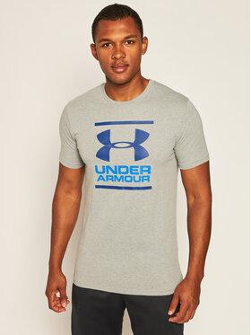 Under Armour Under Armour T-shirt Ua Gl Foundation 1326849 Grigio Loose Fit