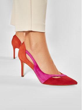 Guess Guess Обувки на ток FL5DNY SUE08 Червен