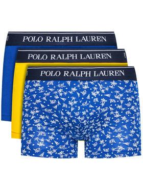 Polo Ralph Lauren Polo Ralph Lauren Sada 3 párů boxerek 3Pk 714830299014 Barevná