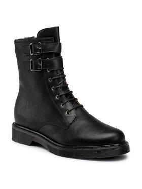 Trussardi Jeans Trussardi Jeans Polokozačky 79A00617 Černá