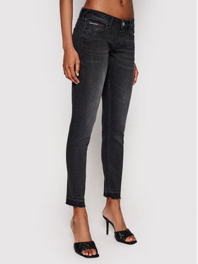 Tommy Jeans Tommy Jeans Jeans Spohie DW0DW09653 Nero Skinny Fit