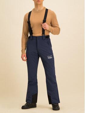 EA7 Emporio Armani EA7 Emporio Armani Pantalon de ski 6GPP05 PNQ7Z 1554 Bleu marine Regular Fit