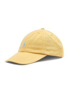 Polo Ralph Lauren Polo Ralph Lauren Șapcă Classics II 321785653014 Galben