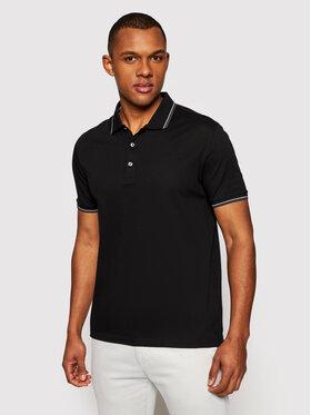 Baldessarini Baldessarini Polo marškinėliai B4 10011/5039/9000 Juoda Regular Fit
