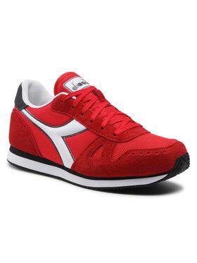Diadora Diadora Sneakers Simple Run 101.173745 01 45026 Roșu