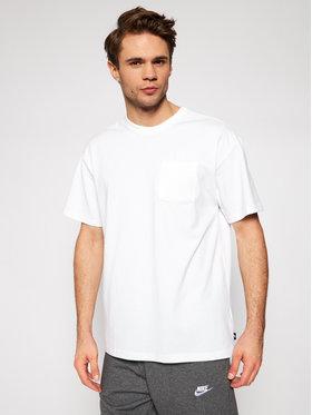 Nike Nike Marškinėliai Sportswear Essential DB3249 Balta Loose Fit