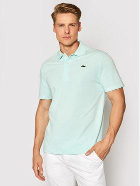 Lacoste Lacoste Polo marškinėliai YH4801 Mėlyna Slim Fit