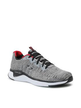 Skechers Skechers Chaussures Kryzik 52758/GYBK Gris