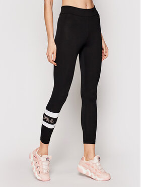 Fila Fila Leggings Jacy 683286 Fekete Slim Fit