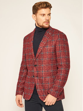 Digel Digel Blazer Edward-St 1202430 Bordeaux Modern Fit