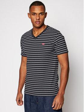 Levi's® Levi's® T-Shirt Original 85641 Černá Classic Fit