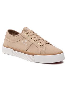 Gant Gant Sneakersy Champroyal 22638625 Brązowy