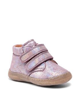 Froddo Froddo Kotníková obuv G2130239-5 M Růžová
