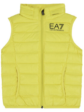 EA7 Emporio Armani EA7 Emporio Armani Γιλέκο 8NBQ01 BN29Z 1632 Κίτρινο Regular Fit