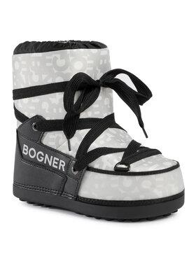 Bogner Bogner Śniegowce Trois Vallees 23A 303-1554 Szary