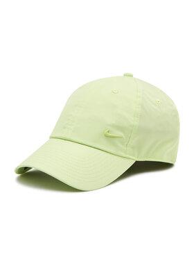 Nike Nike Шапка с козирка 943092 319 Зелен