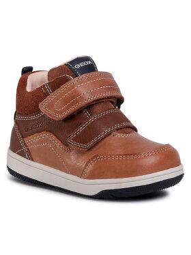 Geox Geox Sneakers B N.Flick B. A B041LA 0CLME C6054 M Marrone