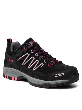 CMP CMP Bakancs Sun Wmn Hiking Shoe 31Q4806 Fekete
