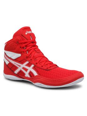 Asics Asics Topánky Matflex 6 1081A021 Červená