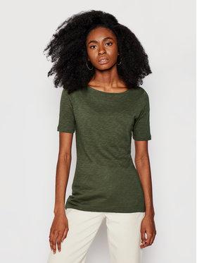 Marc O'Polo Marc O'Polo T-Shirt 102 2261 51399 Zelená Regular Fit
