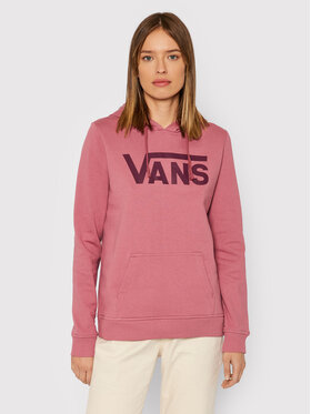Vans Vans Bluza Classic V II VN0A53O Różowy Regular Fit