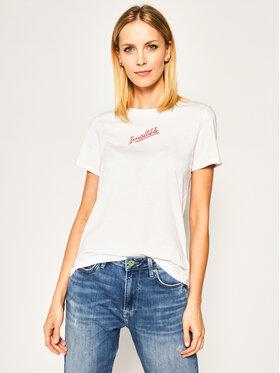 Guess Guess T-Shirt Irresistible Tee W0GI20 K46D0 Biały Regular Fit