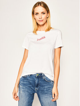 Guess Guess T-Shirt Irresistible Tee W0GI20 K46D0 Bílá Regular Fit