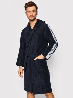 Emporio Armani Underwear Emporio Armani Underwear Chalatas 110799 1A591 00135 Tamsiai mėlyna