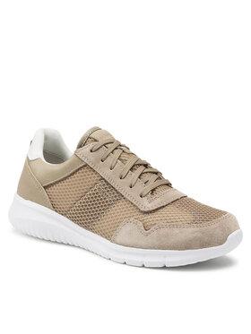 Geox Geox Sneakersy U Monreale A U15BVA 01422 C0084 Béžová