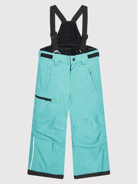 Reima Reima Pantaloni de schi Terrie 532186 Albastru Regular Fit