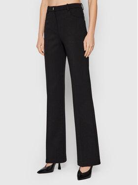 Pinko Pinko Spodnie materiałowe Abha 1G16QW 1739 Czarny Regular Fit