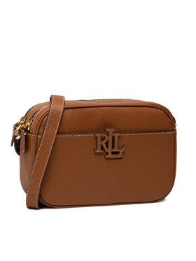 Lauren Ralph Lauren Lauren Ralph Lauren Handtasche Summer 431837540002 Braun