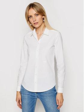 Pinko Pinko Koszula Dolcezza 3 PE 21 BLK01 1G15NZ Y6VW Biały Regular Fit