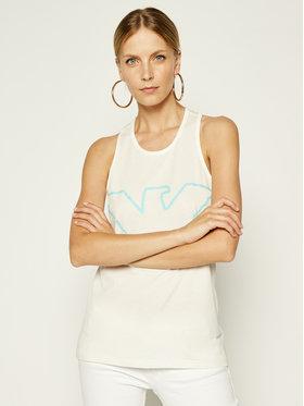 Emporio Armani Underwear Emporio Armani Underwear Top 164335 0P255 00110 Biela Regular Fit