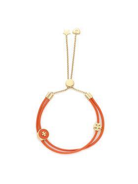 Tory Burch Tory Burch Armband Kira Enamel Slider Bracelet 86248 Orange