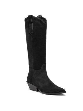 Furla Furla Μπότες West YD48FWT-Y61000-O6000-4-401-20-IT-3500 Μαύρο
