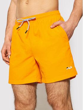 Fila Fila Badeshorts Matteo 688591 Orange Regular Fit