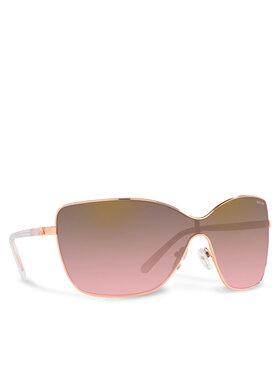 Michael Kors Michael Kors Okulary przeciwsłoneczne Juneau 0MK1097 11086F Różowy