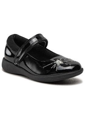 Clarks Clarks Pantofi Etch Spark T 261469656 Negru