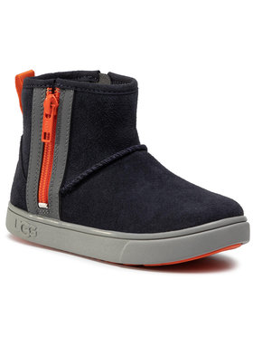 Ugg Ugg Trzewiki K Adler Sneaker 1103641K Granatowy