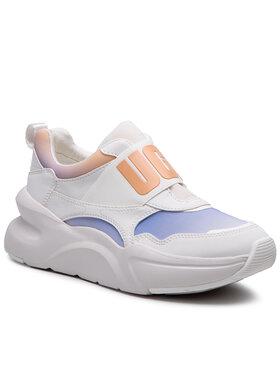 Ugg Ugg Sneakersy W La Flex 1118773 Bílá