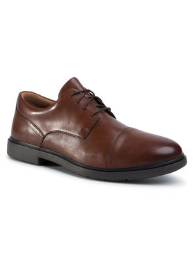 Clarks Clarks Pantofi Un Tailor Cap 261461267 Maro