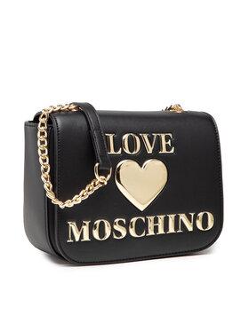LOVE MOSCHINO LOVE MOSCHINO Дамска чанта JC4052PP1DLF0000 Черен